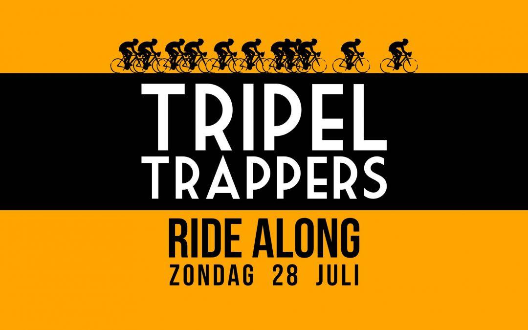 Tripel Trappers Ride Along #1