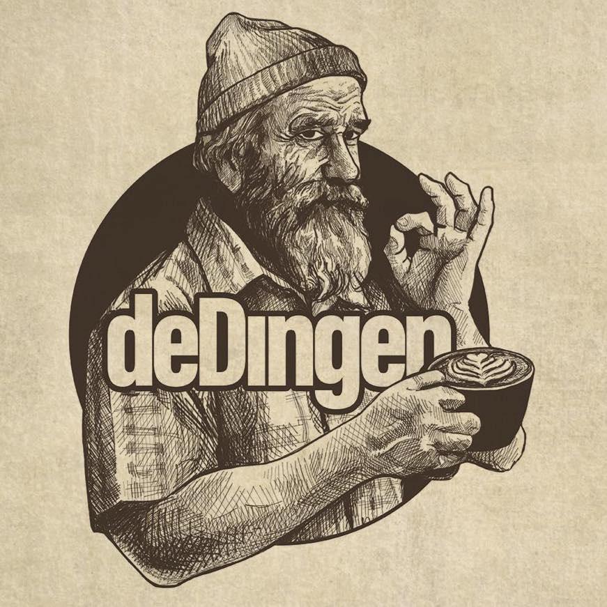 Logo deDingen